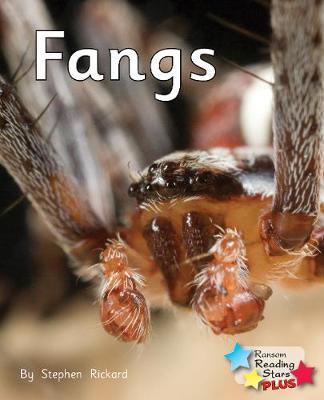 Fangs - Reading Stars Plus (Paperback)