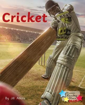 Cricket - Reading Stars Plus (Paperback)