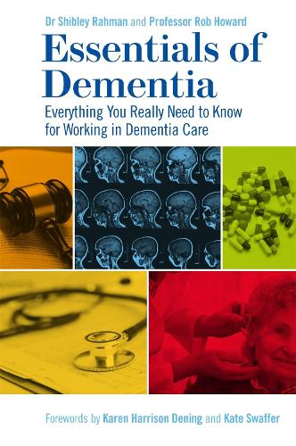 Essentials of Dementia: Everything You Really Need to Know for Working in Dementia Care (Paperback)