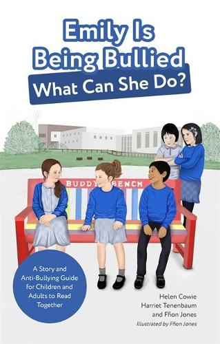 Emily Is Being Bullied, What Can She Do?: A Story and Anti-Bullying Guide for Children and Adults to Read Together (Paperback)