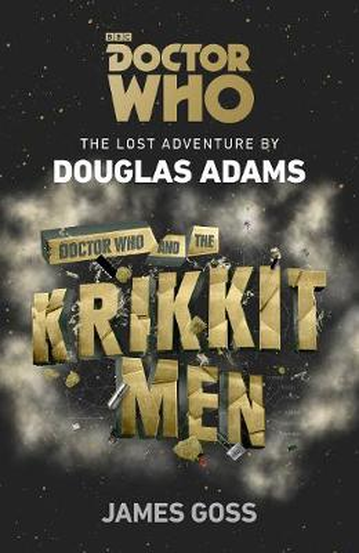 Doctor Who and the Krikkitmen (Hardback)