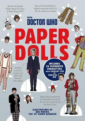 Doctor Who Paper Dolls (Paperback)
