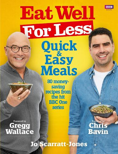 Eat Well for Less: Quick and Easy Meals (Paperback)