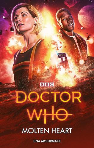 Doctor Who: Molten Heart (Hardback)