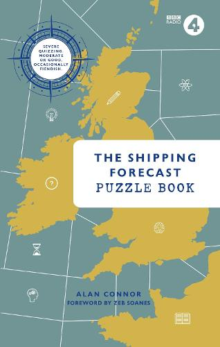 The Shipping Forecast Puzzle Book (Paperback)