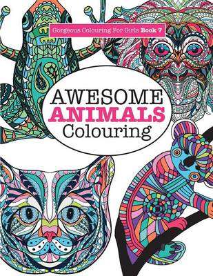Really Relaxing Colouring Book 11 By Elizabeth James