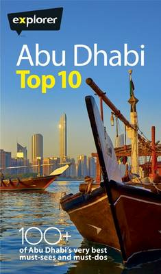 Abu Dhabi Top 10 - Guide Books (Paperback)