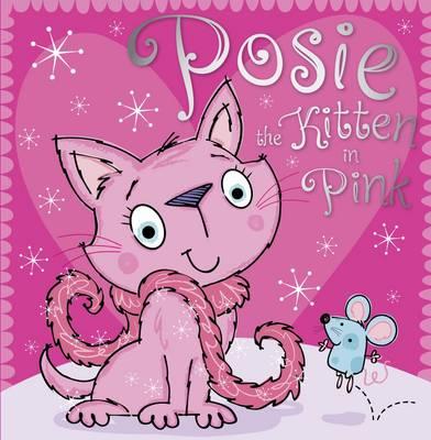 Posie the Kitten in Pink (Paperback)