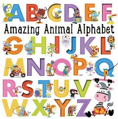 Amazing Animal Alphabet (Board book)
