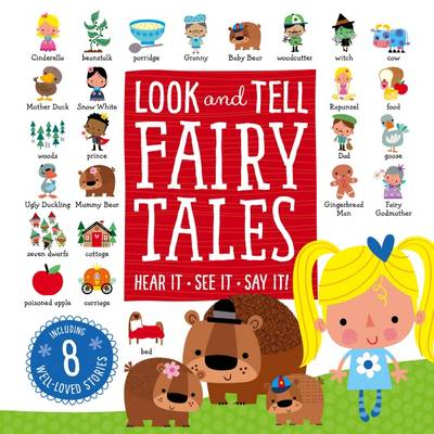 Look and Tell Fairy Tales (Board book)