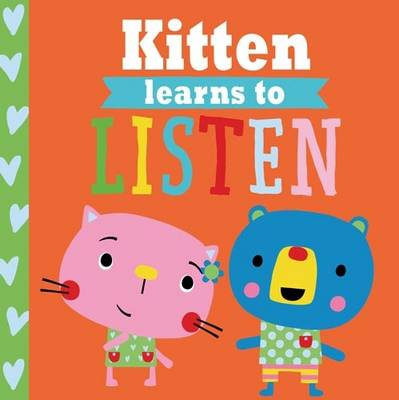Playdate Pals: Kitten Learns to Listen (Paperback)