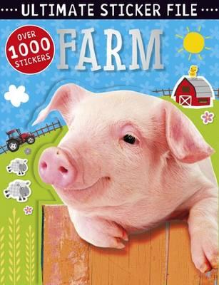 Ultimate Farm Sticker File (Paperback)