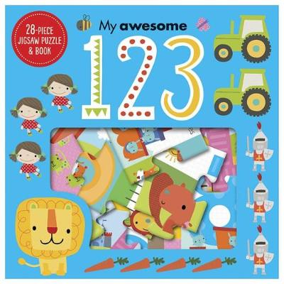 My Awesome 123 Jigsaw Puzzle (Paperback)