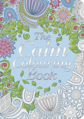 The Calm Colouring Book Paperback