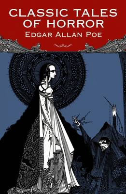 an analysis of the horror by bram stokers and edgar allan poe