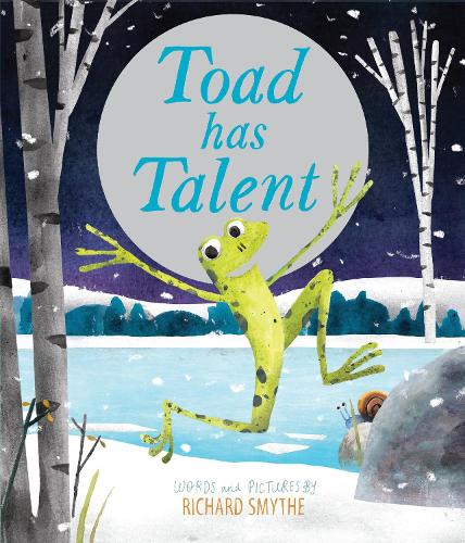 Toad Has Talent (Hardback)