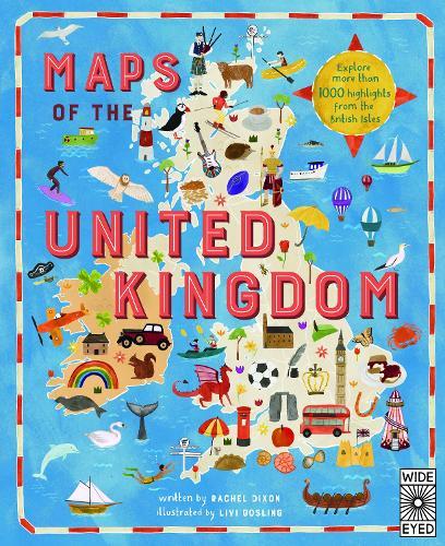 Maps of the United Kingdom (Hardback)