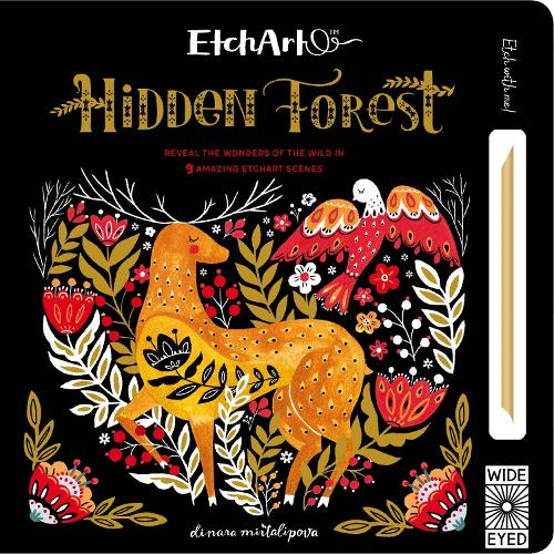 Etchart: Hidden Forest: Reveal the wonders of the wild in 9 amazing Etchart scenes - Etchart