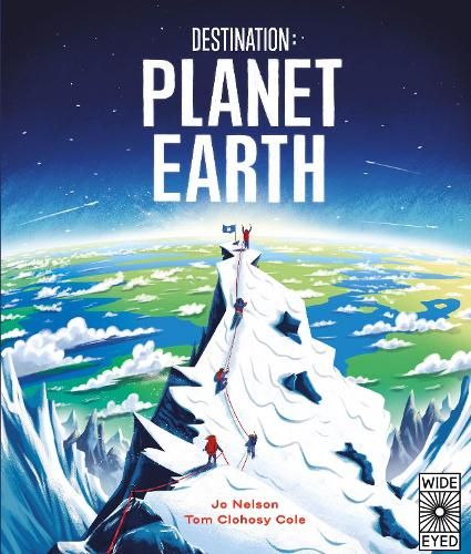 Destination: Planet Earth (Hardback)
