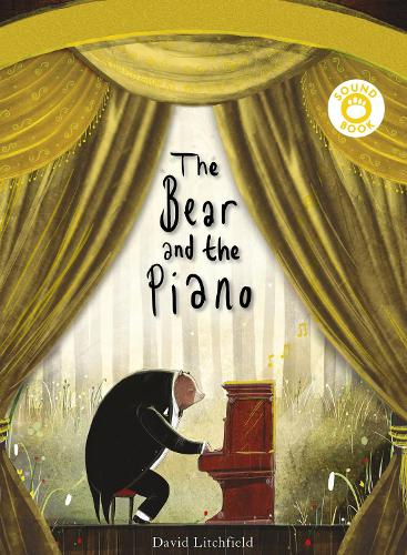 The Bear and the Piano Sound Book (Hardback)