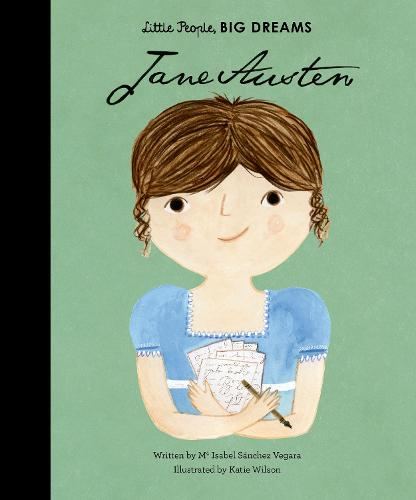 Jane Austen - Little People, BIG DREAMS (Hardback)