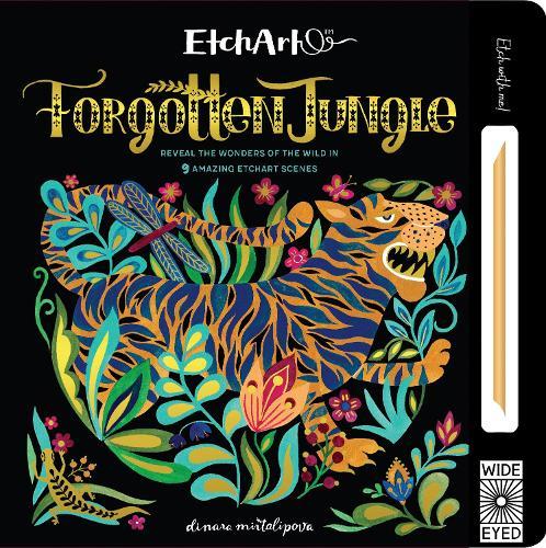 EtchArt: Forgotten Jungle - Etchart