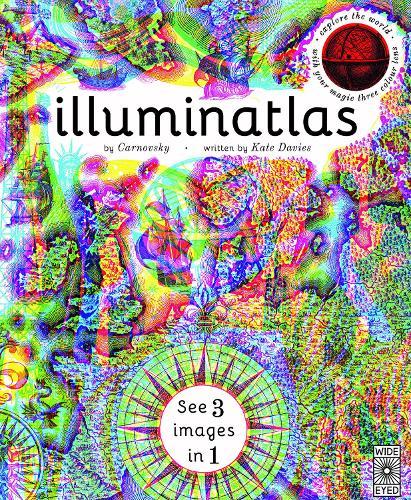 Illuminatlas - Illumi: See 3 Images in 1 (Hardback)