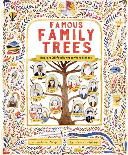 The Famous Family Trees (Hardback)