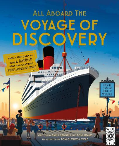 All Aboard the Voyage of Discovery - All Aboard (Hardback)