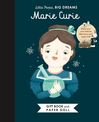 Little People, BIG DREAMS: Marie Curie Book and Paper Doll Gift Edition Set: Volume 20 - Little People, BIG DREAMS