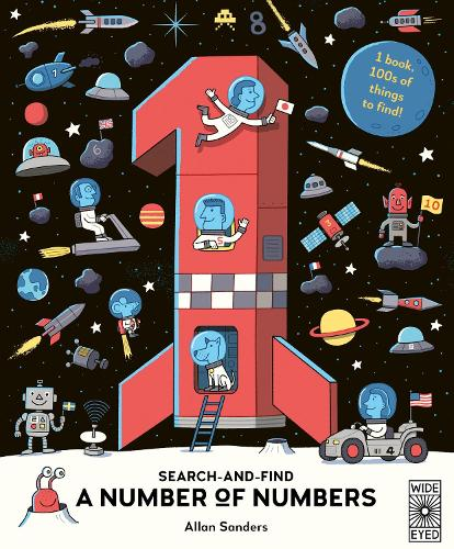 Search and Find Number of Numbers (Hardback)