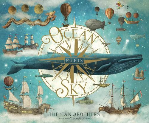 Ocean Meets Sky (Paperback)
