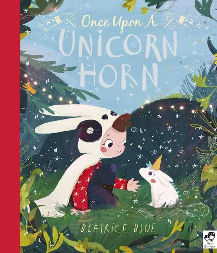 Once Upon a Unicorn Horn (Paperback)