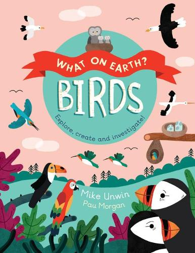 Birds: Explore, Create, and Investigate! - What on Earth? (Hardback)