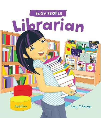 Busy People: Librarian - Busy People (Paperback)
