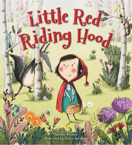 6d2e97e6f Storytime Classics: Little Red Riding Hood - Storytime Classics (Paperback)