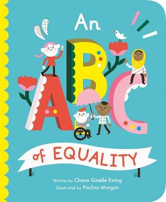 An ABC of Equality (Board book)