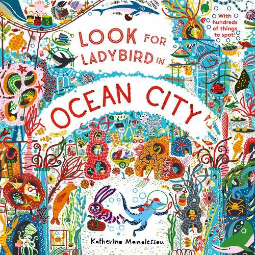 Look for Ladybird in Ocean City (Hardback)