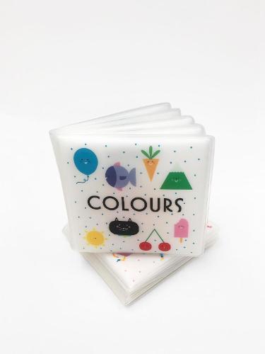 First Concept Bath Book: Colours - First Concept Bath Books (Bath book)