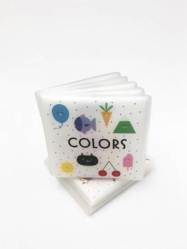 First Concept Bath Book: Colors - First Concept Bath Books