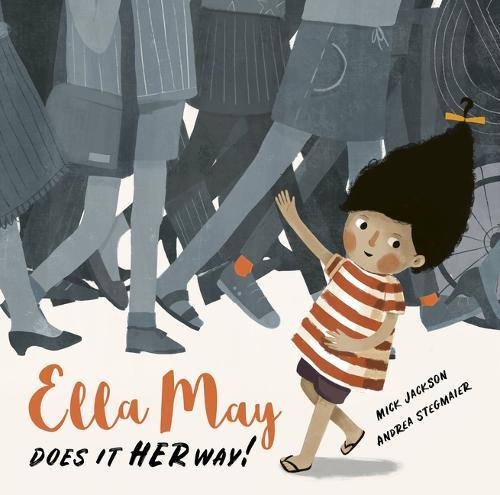 Ella May Does It Her Way (Hardback)