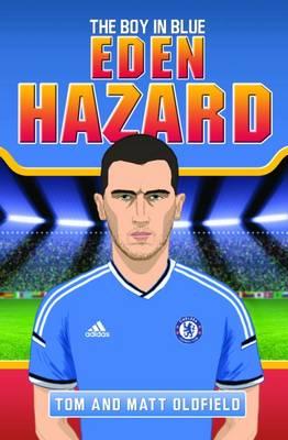 Eden Hazard: The Boy in Blue (Paperback)