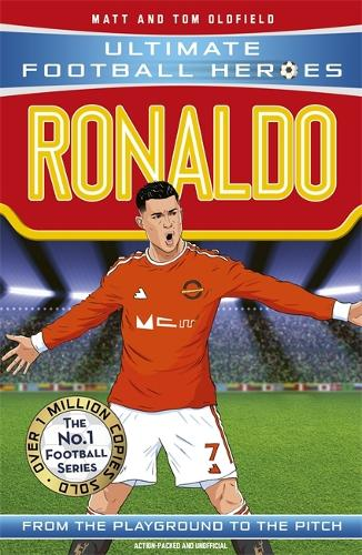 Ronaldo (Ultimate Football Heroes) - Collect Them All! - Ultimate Football Heroes (Paperback)