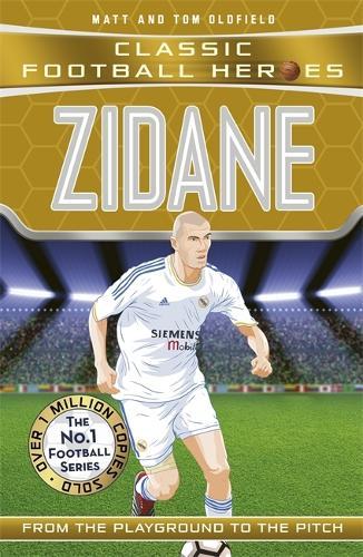 Zidane - Classic Football Heroes (Paperback)