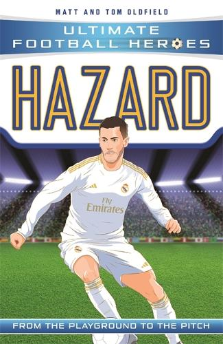 Hazard (Ultimate Football Heroes) - Collect Them All! - Ultimate Football Heroes (Paperback)