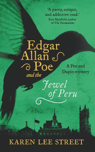 Edgar Allan Poe and the Jewel of Peru (Paperback)