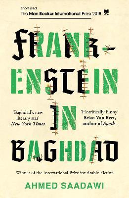 Frankenstein in Baghdad (Paperback)