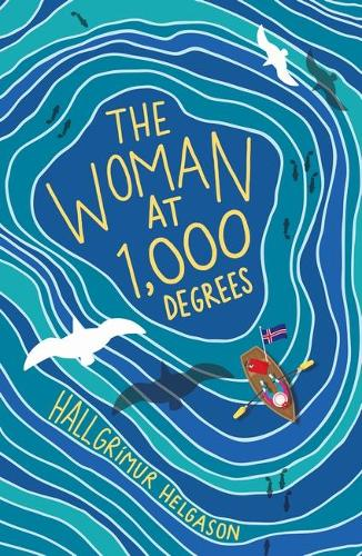 The Woman at 1,000 Degrees (Paperback)