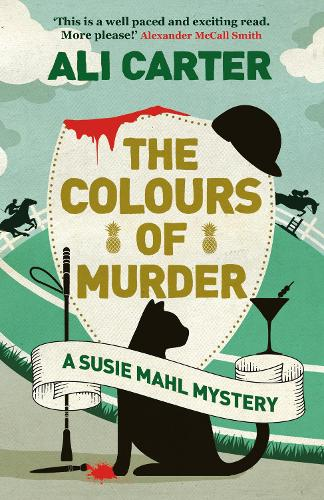 The Colours of Murder: A Susie Mahl Mystery (Paperback)