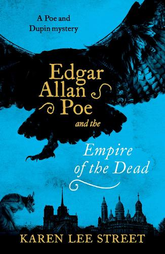 Edgar Allan Poe and The Empire of the Dead - Point Blank (Paperback)